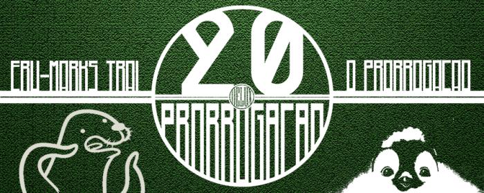Prorrogação EMD - Capa 20