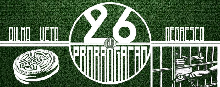 Prorrogação EMD - Capa 26