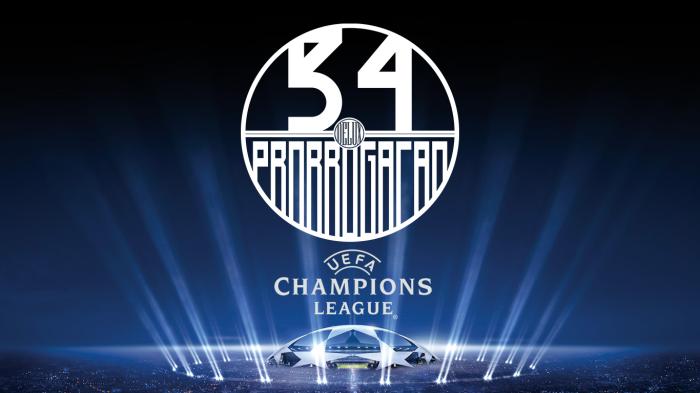 Capa Especial Champions League