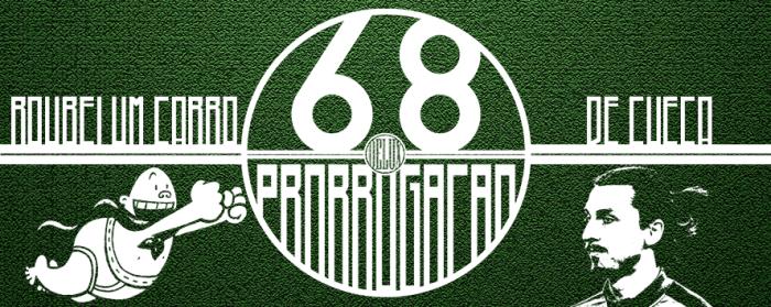 Prorrogação EMD - Capa 68