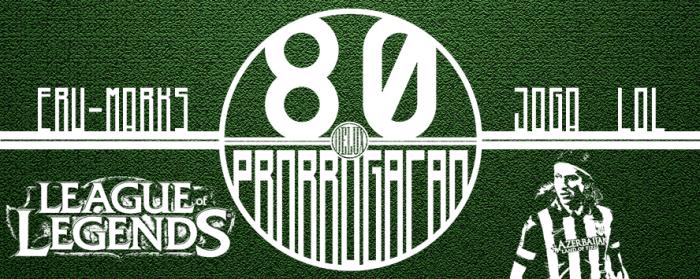 Prorrogação EMD - Capa 80