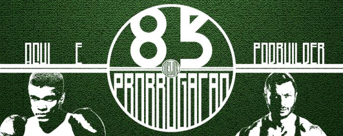 Prorrogação EMD - Capa 85